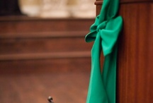 A Colorful Affair: Emerald / by Dogwood Events