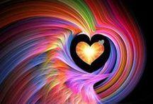 ♥  HEARTS & FLOWERS  ♥ / by ♥ Barbra ♥