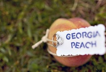 Georgia On My Mind / I'm 100% Georgia Peach!!  See the beauty of the 'Empire State of the South' and Southerism. / by KaleBelle