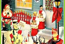 Vintage Christmas Wish Books and Advertising / Oh...how I remember these.  Eye candy for the kid in me! / by Lori Casey