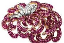Regal Ruby Jewelry / by Sharon Cappetta