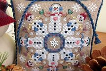 Pillow Ornaments--Just Nan / by Courtney Ricker