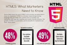 #HTML5 #Infography / by Druvision