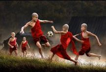 Football / The beautiful game / by Ken Arnold
