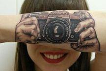 Tattoos / by Ken Arnold