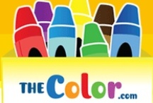 Online Coloring www.TheColor.com / Online Coloring Pages / by Online Coloring