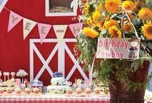 Birthday Party Ideas / Birthday party ideas- themes, decor, cakes, concepts for kids! / by Online Coloring