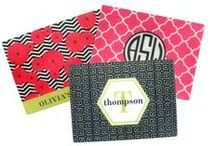 Personalized and Monogrammed Gifts / by Giftware News Magazine