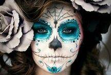 halloween makeup / costume / by jennifer marescalco