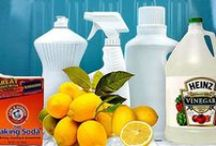 Natural Cleaning Products & tips, Great Info for Everyday Household use & Home Remedies for Health / Actually, about anything you want to know about cleaning without chemicals, both home and laundry, great every tips, natural health remedies and even info about Pinterest! / by Pam   Nicolosi Fegley