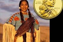 First Americans, reality & fantasy / Beautiful American Indians, & their way of life,and thinking. / by Sherry Heater