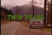 Twin Peaks / by Sylvie Philips