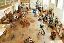 Artists' Studios / by Emanuela Marcu