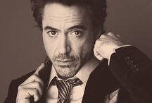"""Robert Downey Jr. / """"Listen, smile, agree. And then do whatever the fuck you were gonna do anyway."""" / by Thomasin Millington"""