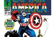Comic Book Art and Covers / Comic book artists past and present. A showcase of their best work.  / by Yul Espinosa