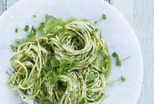 Vegan pasta / by Katinka Bronder