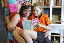 Read / Books and Characters / by Be A Fun Mum
