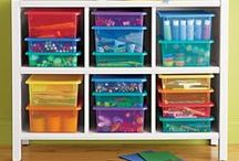 Organisation / Organisation in and around the home. / by Be A Fun Mum