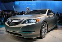 NYIAS 2012 / A collection of pis from the New York International Auto Show / by Mungenast St. Louis Acura