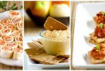 Appetizer and Side Dishes / Appetizer and Side Dish Recipes / by Annabelle ChristianMomma