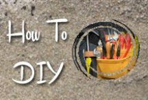 How Too/DIY / by Shibley Smiles