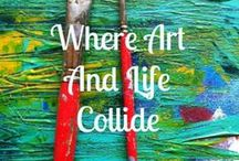 It's A Dome Life: Blog Posts / Blog posts from It's A Dome Life, the blog where I write about art, family, observations on life and the occasional commentary on politics and society. I also do art and craft tutorials and sometimes reviews. / by Lillian Connelly