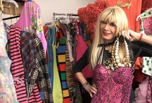 House Of Style | Ep. 6 | The Best Of Betsey Johnson / We devote this House Of Style episode to the legendary designer Betsey Johnson, whose fun frocks, glitzy accessories and smashing shoes we can't get enough of. Check out a tour of her studio and decades of fashion now! http://on.mtv.com/PDxsJx / by MTV Style