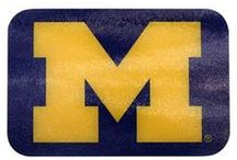 GO BLUE! / University of Michigan items that I think are cool! / by Annabelle ChristianMomma