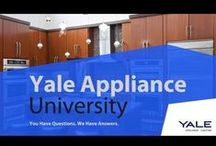 Yale Videos  / Watch helpful tips on appliances, lighting, cooking and see here what's new in our showroom first.  / by Yale Appliance