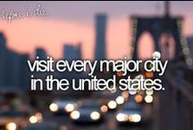 before i die. / The perfect bucket list never ends. / by Rachel Arnold