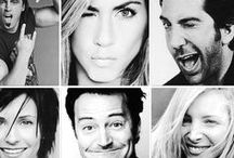 FRIENDS tv show / In memory of the greatest tv show to exist, F.R.I.E.N.D.S. / by Rachel Arnold
