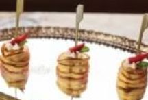What to Serve / Delicious food to keep your guests satisfied. / by Charlotte Wedding