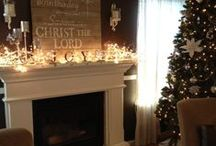 Mantle Decor / by Annabelle ChristianMomma