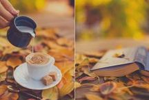 A Very Literary Fall / What better way to spend fall than cuddled with a good book. Check out the creative ways to bring the books to life in the fall.  / by Texas A&M University Writing Center