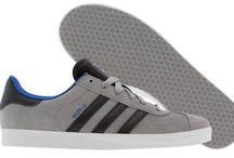 Adidas Gazelle / by PickYourShoes