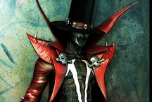 spawn / by James Woods
