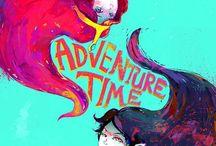 Adventure Time~ / by Lauren Patterson