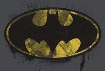 Batman / The Caped Crusader, Gotham's Dark Knight.  / by Bruce Wayne