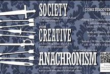[SCA] Shareables / Here are our shareables from Facebook, Twitter, and Google+! Feel free to repin and repin! / by Society for Creative Anachronism