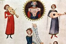 [A&S] Bardic, Songs, Poems, and Music / Information on music and song through the ages. Also period performing arts pins.  / by Society for Creative Anachronism