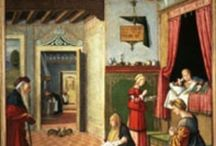 [Medieval Life] Homes / by Society for Creative Anachronism