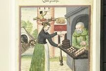 [Medieval Life] Food / by Society for Creative Anachronism