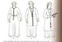 [Costuming] Anglo-Saxon / by Society for Creative Anachronism