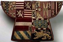 [Heraldry] Heraldic Display / by Society for Creative Anachronism