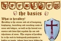 [Heraldry] Ams & Devices / Arms and devices, how to design them. / by Society for Creative Anachronism