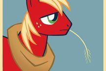Depression Pony 5 / by Cobbie Tigerpaw