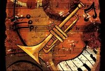 See The MUSIC Everywhere / The World of Global Music. / by Barbara Eklof