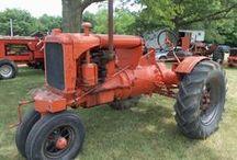 Vintage Tractors / by Rhonda Swisher