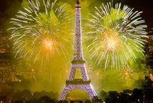 Paris / by Deborah Hall-Lewis