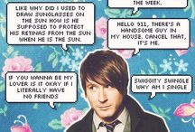 Owl City Fangirliness / Do you love Owl City? You do? Welcome home. / by Brynne The Owl